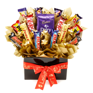 Lollypotz chocolate bouquets home page chocoholic gold negle Image collections