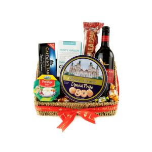 Christmas Delights Basket
