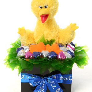 Lollypotz chocolate bouquets home page big bird negle Image collections
