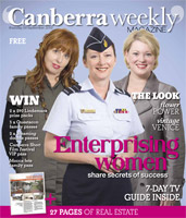 Canberra Weekly 09 September 2010
