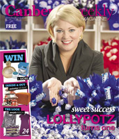 Canberra Weekly Cover